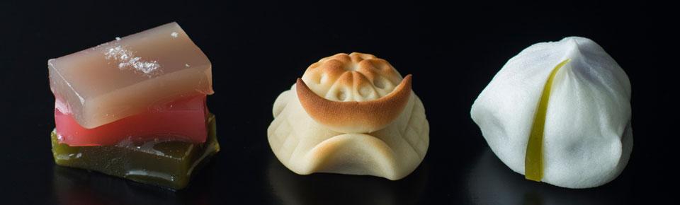 鈴懸のお菓子